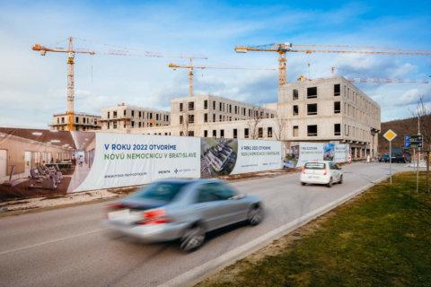 Fotogaléria Nemocnica Bory február 2020