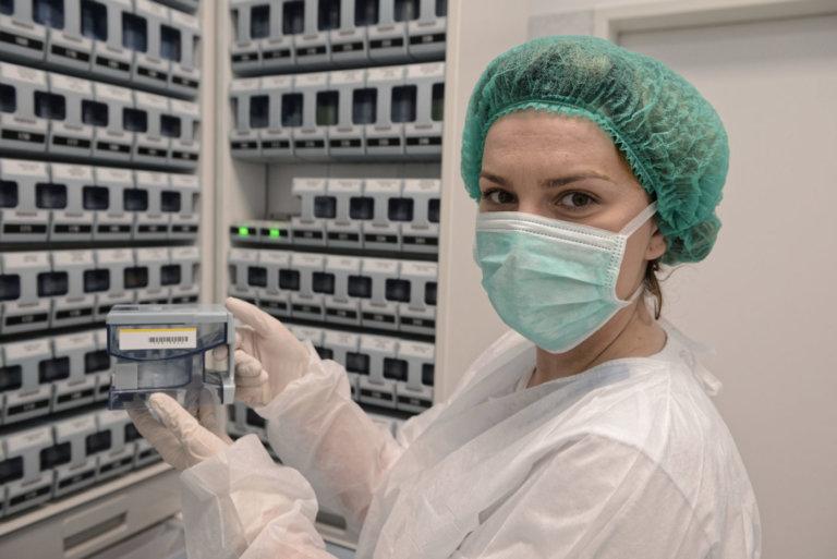 nemocnica bory - spickove vybavenie centralna pripravovna liekov