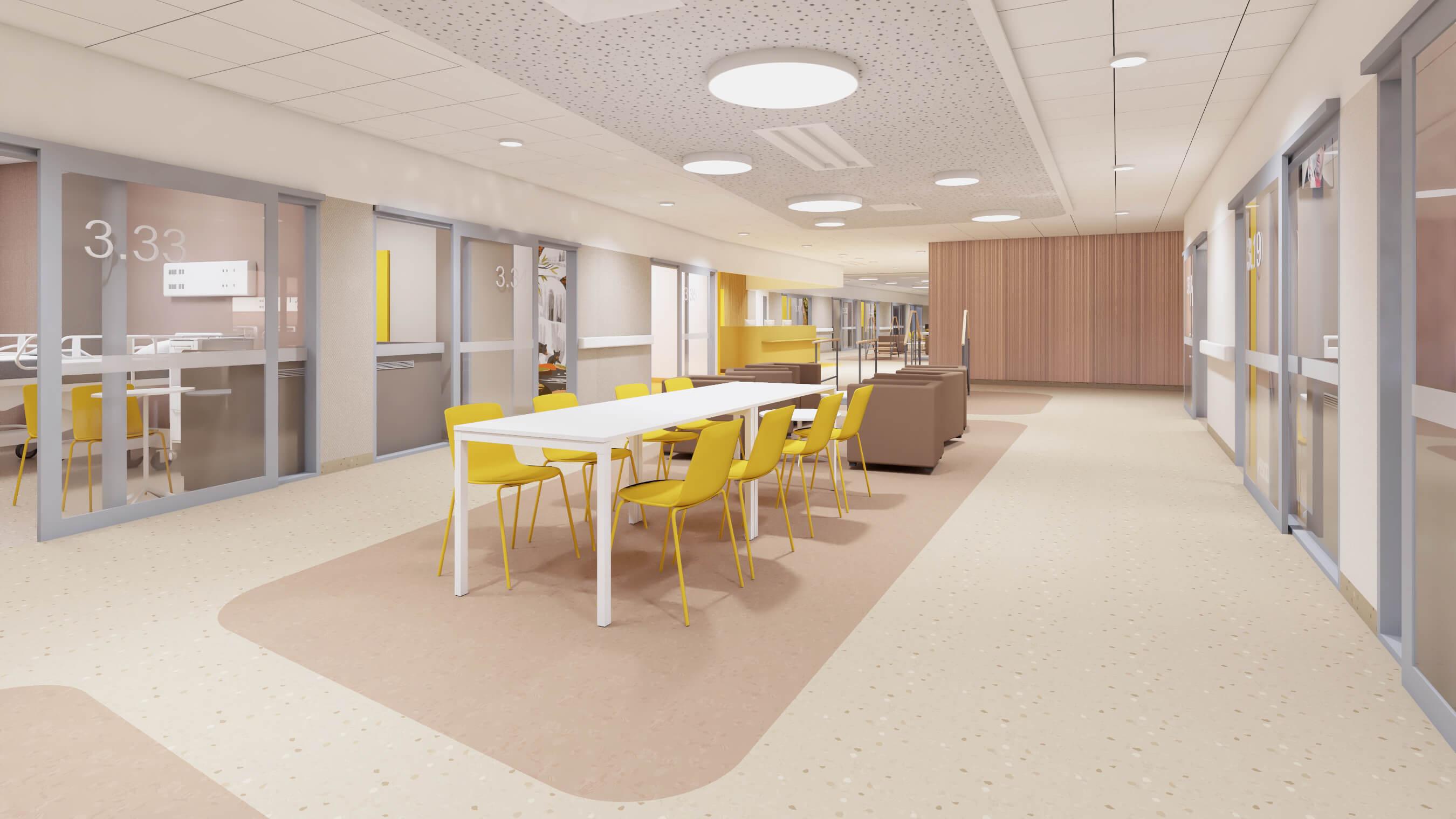 nemocnica bory lozkove oddelenie