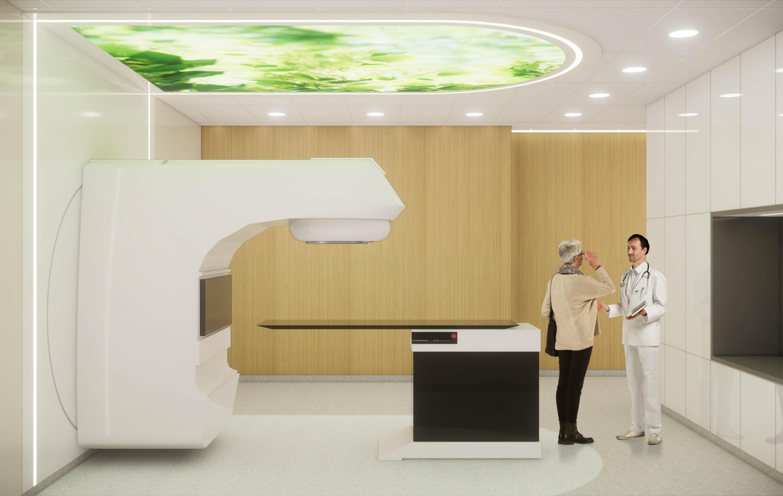 nemocnica bory radioterapia