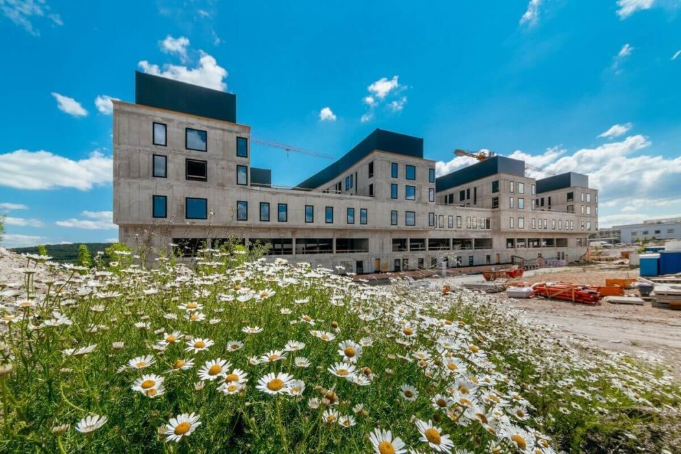 Nemocnica-Bory_Test budovy na epidemiu