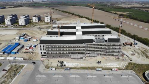 Fotogaléria Nemocnica Bory apríl 2020