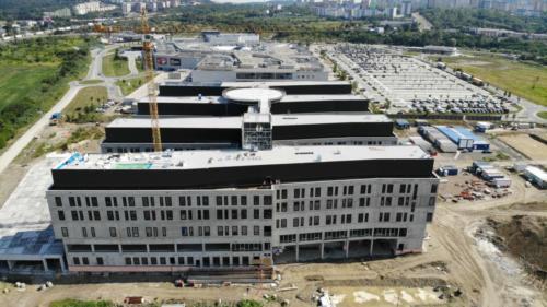 nemocnica-bory-sk fotografie-zo-stavby-august-2020-02