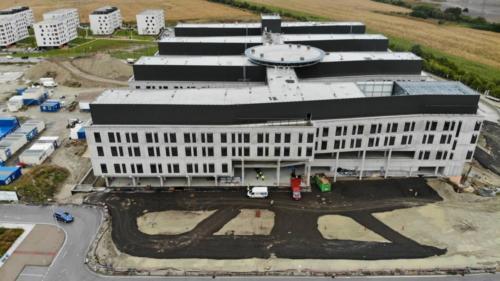 nemocnica-bory-sk prace-na-stavbe-oktober-2020-spevnovanie-ploch-02