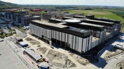 nemocnica novej generacie bory - stavba jun 2021 02