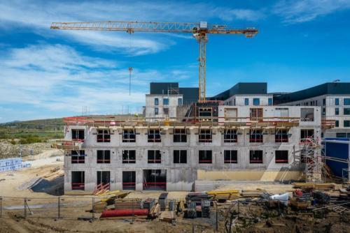 svet zdravia nemocnica bory aktualne foto zo stavby maj 2021 66