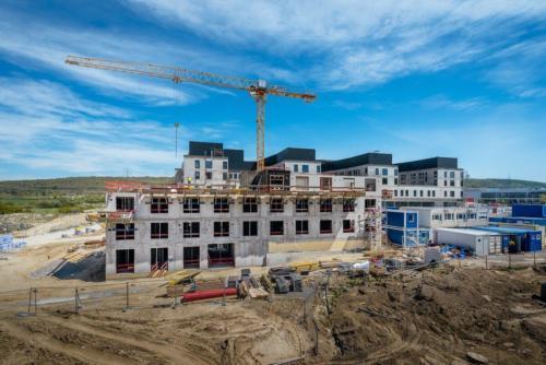 svet zdravia nemocnica bory aktualne foto zo stavby maj 2021 67